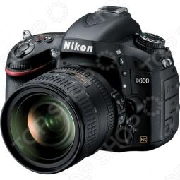 фото Фотокамера цифровая Nikon D600 Kit Af-S 24-85Mm F/3.5-4.5G Ed Vr, Зеркальные фотоаппараты