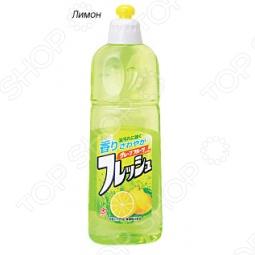 фото Средство жидкое для мытья посуды и фруктов, Чистящие, моющие средства