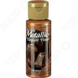 фото Краска акриловая Decoart Dazzling Metallics, купить, цена