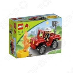 фото Конструктор Lego Начальник Пожарной Станции, Серия Duplo