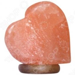 фото Лампа солевая Zenet Сердце, Солевые лампы