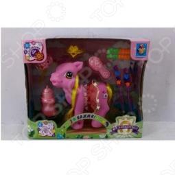 фото Пони-малышка с аксессуарами 1 Toy Т56375, Игровые наборы для девочек