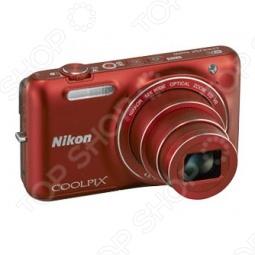 фото Фотокамера цифровая Nikon Coolpix S6600, Компактные фотоаппараты