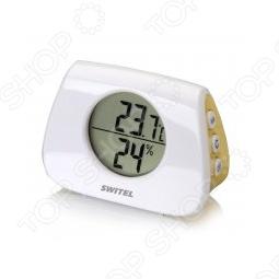 фото Термометр и гигрометр для детской комнаты Switel Bc151, купить, цена