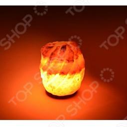фото Лампа солевая «Скала», Солевые лампы