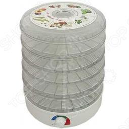 фото Электросушилка Ветерок 3 прозрачных поддона, Сушилки для овощей и фруктов