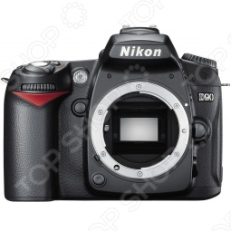 фото Фотокамера цифровая Nikon D90 Body, Зеркальные фотоаппараты