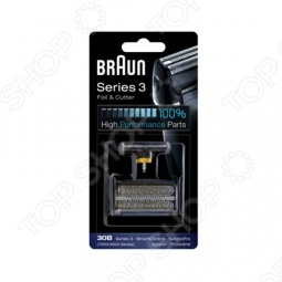 фото Сетка для бритвы Braun 30B, Аксессуары приборов для индивидуального ухода