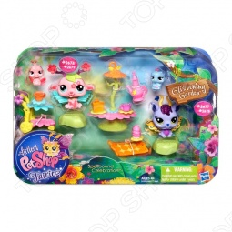 Набор игровой для девочек Littlest Pet Shop Волшебные феи