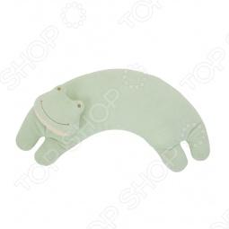 фото Подушка-игрушка Angel Dear Лягушка, Подушки детские
