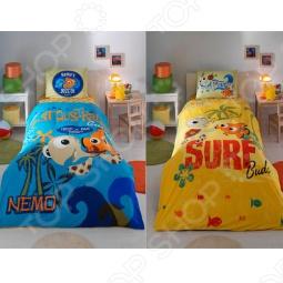 фото Комплект постельного белья TAC Finding Nemo, купить, цена