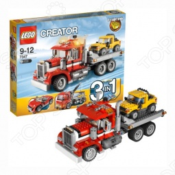 фото Конструктор Lego Пикап, Серия Creator