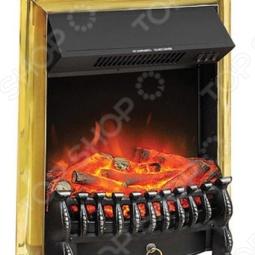 фото Электрокамин Royal Flame Fobos Fx Brass (Rb-Std5Brfx), купить, цена