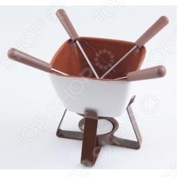 фото Набор для шоколадного фондю Fissman Vanilla, купить, цена
