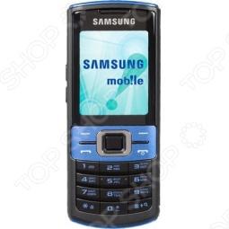 фото Мобильный телефон Samsung C3011 Blue, Мобильные телефоны