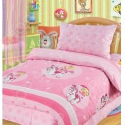 фото Комплект постельного белья Непоседа Цирковые Пони, Детские комплекты постельного белья