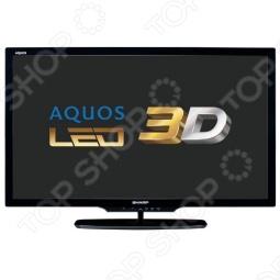 фото Телевизор Sharp Lc-40Le730, ЖК-телевизоры и панели