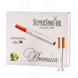 фото Электронная сигарета Supersmoker Комплект «Supersmoker Premium Green», Электронные сигареты и фильтры