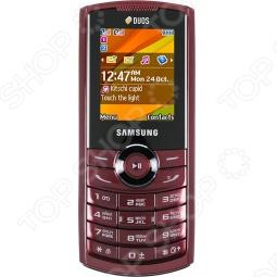 фото Мобильный телефон Samsung E2232 Red, Мобильные телефоны с 2-я sim-картами