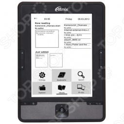 фото Книга электронная Ritmix Rbk-610, Электронные книги