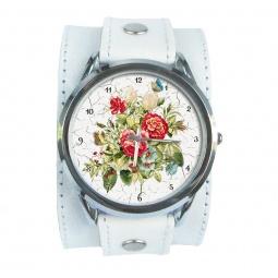 """Часы """"Летние"""", дизайнерский ремешок"""