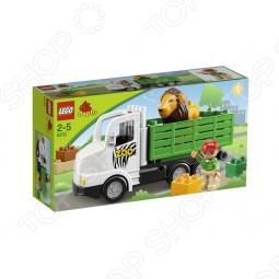 фото Конструктор Lego Зоо-Грузовик, Серия Duplo