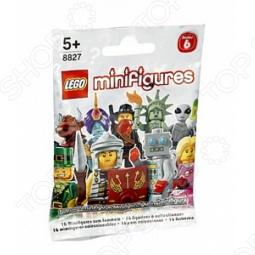 фото Конструктор Lego Минифигурки Серия 6, Серия Creator