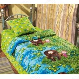 фото Комплект постельного белья Непоседа На Рыбалке 3D, Детские комплекты постельного белья