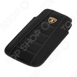 фото Чехол Lambordghini Flip Case Gallardo D1 Для Iphone 4S, Защитные чехлы для iPhone