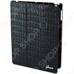 фото Чехол Guess Folio Case Croco Для New Ipad, Защитные чехлы для планшетов iPad