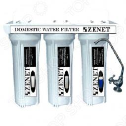 фото Система водоочистки Zenet Us-3, Стационарные системы фильтрации воды
