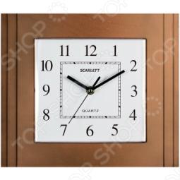 фото Часы настенные Scarlett Sc-55 Qp, Часы настенные