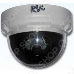 фото Камера видеонаблюдения купольная Irwin Rvi-E25W, Безопасность и видеонаблюдение