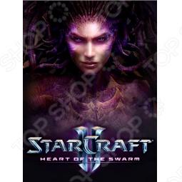 фото Игра для pc Blizzard Entertainment Starcraft Ii: Heart Of The Swarm. Дополнение (Rus), Игры для PC