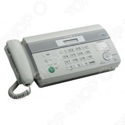 фото Многофункциональное устройство Panasonic Kx-Ft982Ru-W, Факсы