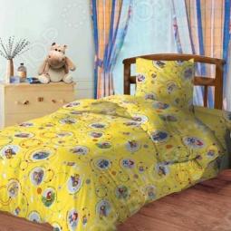 фото Комплект постельного белья Кошки-Мышки Любимые Стихи, Детские комплекты постельного белья