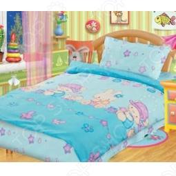 фото Комплект постельного белья Непоседа Игрушки, Детские комплекты постельного белья