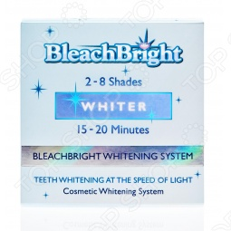 фото Отбеливающая система для зубов BleachBright, Отбеливающие средства для зубов