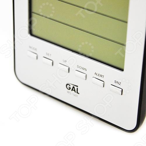 Gal Ws-1401 инструкция - фото 2
