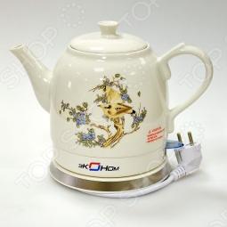 фото Чайник электрический из керамики Ночь + Набор для оформления торта, купить, цена