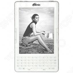фото Книга электронная Ritmix Rbk-750, Электронные книги
