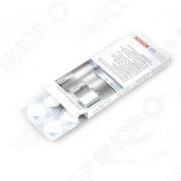 фото Таблетки для очистки кофемашин от жира Bosch Tcz 6001, Аксессуары для кофеварок и кофемашин
