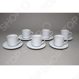 фото Набор чайный Gipfel Polo, Чайные сервизы