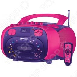 Магнитола CD/MP3 WINX by VITEK WX-4001 MS