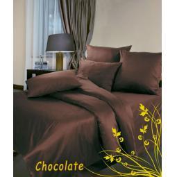 Комплект постельного белья Chocolate. 2-спальный