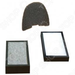 фото Комплект фильтров для воздухоочистителя Polaris PPA 0401i, Аксессуары для воздухоочистителей