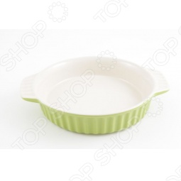 фото Блюдо для запекания Fissman 6103, Керамические формы для выпечки и готовки