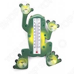 фото Термометр на присосках, Термометры. Барометры. Метеостанции