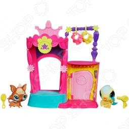 Набор игровой для девочек Littlest Pet Shop Уютный домик. В ассортименте