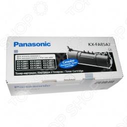 фото Тонер-картридж Panasonic Kx-Fa85A, Аксессуары для оргтехники